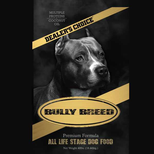 Dealer S Choice Bully Breed Formula Dealers Choice